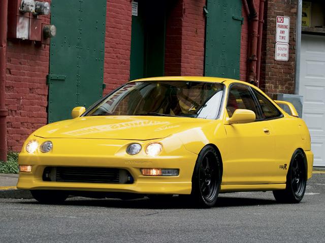 1994 Acura Integra Type R – Atlanta Shine